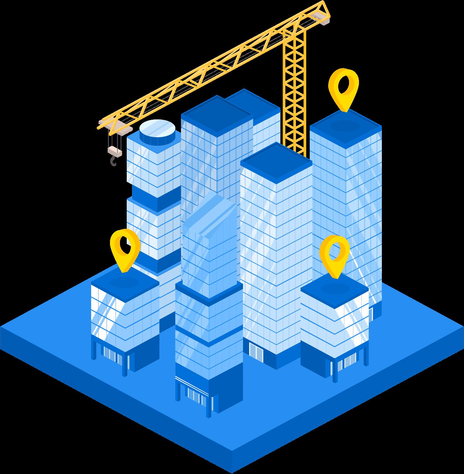 Le géospatial au service de l'immobilier
