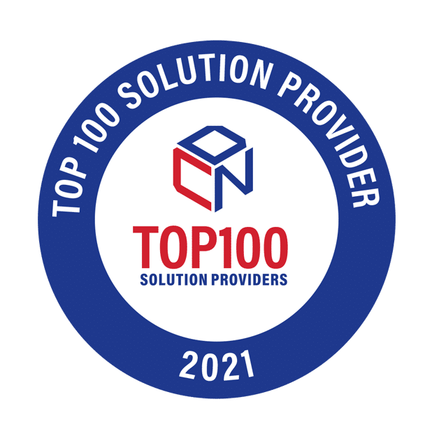 Korem is in the Top 100 Solution Providers 2021